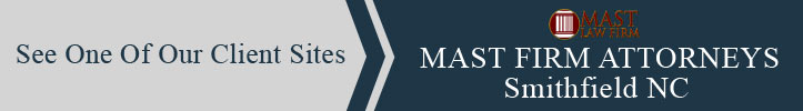 Mast Law Firm - Attorneys in Smithfield NC